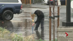 Fall deluge swamps Lower Mainland