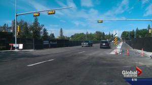 Long-awaited 102 Avenue bridge reopens