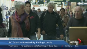 BIV: BC tourism boosted by falling loonie