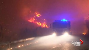 Portugal, Spain continue to battle wildfires after deadly week