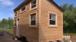 New Brunswick high school students' tiny home project close to completion
