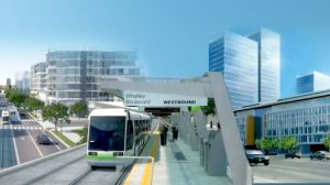 Conservatives promise to fund Surrey LRT