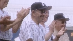 Legendary New York Yankees catcher Yogi Berra dead at age of 90