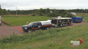 Searchers join police in Lower Truro property search