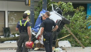Two killed in downtown Vancouver crash