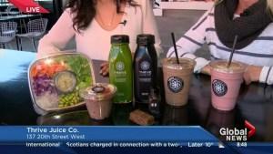 Thrive Juice opens storefront in Saskatoon