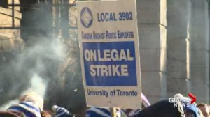 U of T strike continues after teaching assistants reject a tentative offer