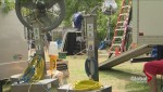 Filming of Stephen King's 'It' remake disruptive to local residents