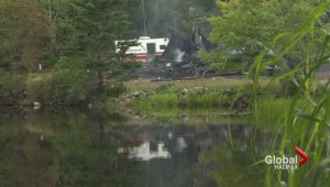 Timberlea fire destroys home
