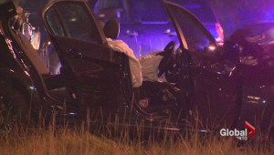 Man killed in single-car rollover at Keele and Hwy 401