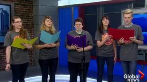 Phoenix Youth Choir Performs