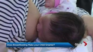 Does breastfeeding lead to smarter child?
