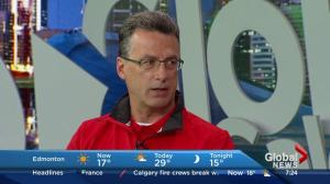 Gord Norrie talks Stamps home opener