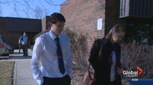 Travis Hettinger sentenced to 18 months in deadly Alberta car crash