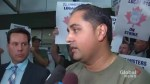 Teamsters VP speaks out on Swissport ground workers strike at Toronto Pearson Airport