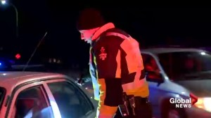 Police say hunt for impaired drivers doesn't end after holiday season