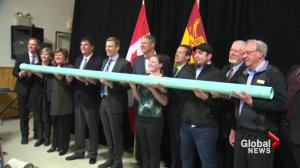 N.B. water projects get $57.1M in joint funding from province, Ottawa