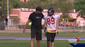 Alberta Summer Games mark special decade for football family