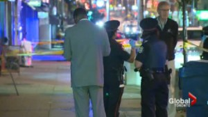Toronto police investigate yet another murder, the 12th in September.