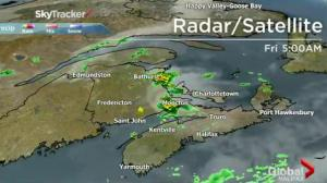Global News Morning Forecast: July 21
