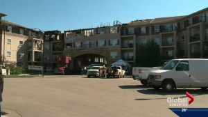 Condo residents report thefts following fire