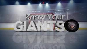 Know your Giants: Dmitry Osipov