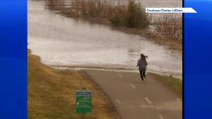 Concern grows as water levels continue to rise in New Brunswick