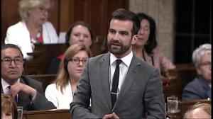NDP accuses Liberal national security legislation of being 'draconian'