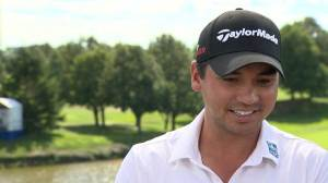 How golfer Jason Day met his wife