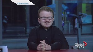 YouTube sensation Keenan Cahill on his cover song success