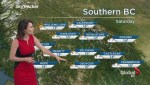 BC Evening Weather Forecast: May 5