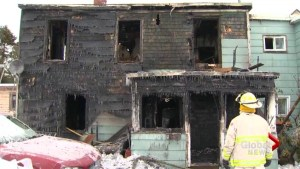 One dead, five homeless after Saint John house fire