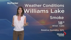 BC Evening Weather Forecast: Jul 17