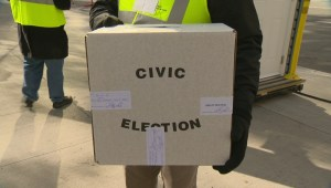 Advance polls open for Regina municipal election