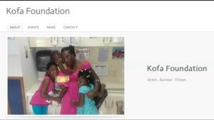 Liberian community counters Ebola stigma