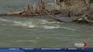 Calgary Fire Department issues river warning