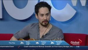 Winnipeg musician scores viral hit with 'guitarcapella' video