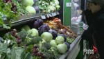 Shrinking loonie causes high-flying food prices