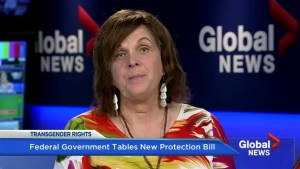 Activist reacts to federal government's pledge to protect transgender rights