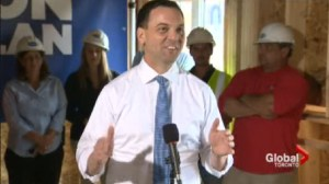Covering the Tim Hudak campaign in the final week of the election