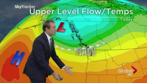 BC Evening Weather Forecast: Aug 31