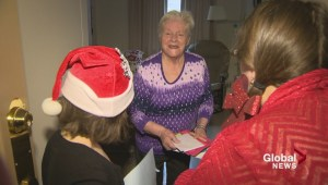 A cherished gift: Seniors get hundreds of Christmas cards from community members