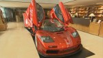 Rare McLaren F1 unveiled before Sotheby's sale