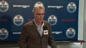 No downside on taking time to make decision on coach: MacTavish
