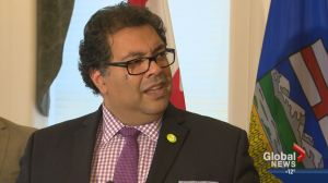 Calgary mayor Naheed Nenshi agrees with federal refugee decision
