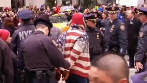 Trump Inauguration: Protesters arrested outside of Trump Tower