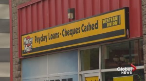 Alberta government issues new rules for payday loans