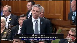 Lake's inspiring autism statement brings House of Commons to its feet