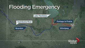 Manitoba asks military for flood help