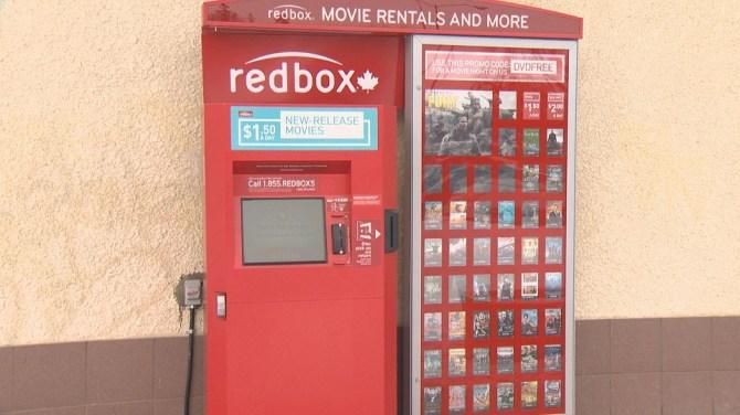 Movie Old Fashioned At Redbox